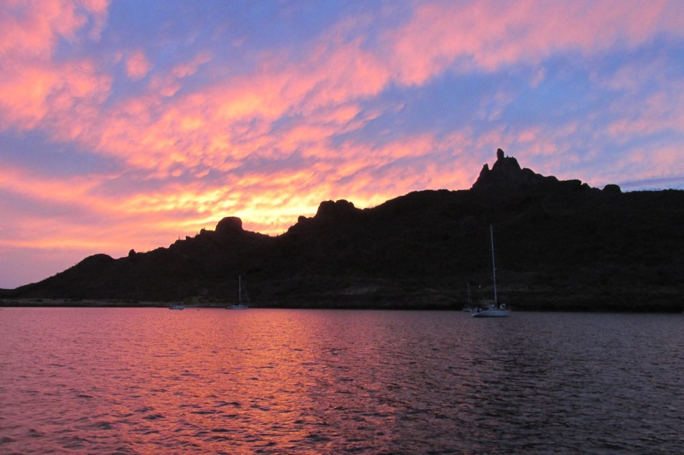 BP Cw15 sunset SC Bahia